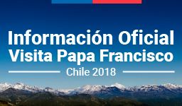 #PapaEnChile